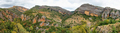 Canyon of Vero river from the lookout point, Alquezar, Spain - PhotoDune Item for Sale