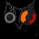 Emotional Ukuele & Whistle with Logo