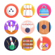 50 Bowling Icons - GraphicRiver Item for Sale