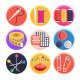 50 Sewing Icons - GraphicRiver Item for Sale