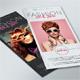DL Fashion Week Show Flyer - GraphicRiver Item for Sale