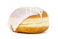 Glazed donut on white background - PhotoDune Item for Sale
