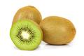 Kiwi fruits on white background - PhotoDune Item for Sale