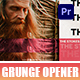 Grunge Opener - Music Festival I Premiere Pro - VideoHive Item for Sale