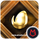 Epic Gold Logo Reveal - VideoHive Item for Sale