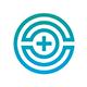 C Plus Logo Letter Mark Circle Shape - GraphicRiver Item for Sale