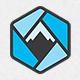 Mountain Box Logo - GraphicRiver Item for Sale