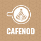 Cafenod - Coffee Shop HTML Template - ThemeForest Item for Sale