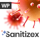Sanitizex - Sanitizing and Cleaning Services WordPress Theme - ThemeForest Item for Sale