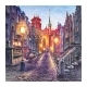 Mariacka Street in Gdansk Old Town Poland - GraphicRiver Item for Sale