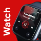 Music Watch App UI Kit | Musicvic Watch - GraphicRiver Item for Sale
