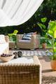 Living room in the garden - PhotoDune Item for Sale