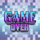Game Over Text Effect - GraphicRiver Item for Sale