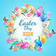 Happy Easter Day Poster Design - GraphicRiver Item for Sale