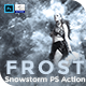 Frost - Snowstorm Photoshop Action - GraphicRiver Item for Sale