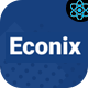 Econix - React Express JS eCommerce Template - ThemeForest Item for Sale