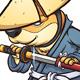 Samurai Dog - GraphicRiver Item for Sale