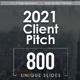 2021 Client Pitch Google Slides Bundle - GraphicRiver Item for Sale