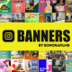 Instagram Banners - VideoHive Item for Sale