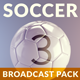 Soccer Broadcast Pack v3 - VideoHive Item for Sale