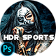 HDR Sports Photoshop Actions - GraphicRiver Item for Sale