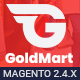 Goldmart - Modern Marketplace Magento 2 Theme - ThemeForest Item for Sale