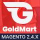 Goldmart - Modern Marketplace Magento 2 Theme - ThemeForest Item for Sale