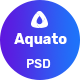Aquato - Drinking Water Delivery PSD Template - ThemeForest Item for Sale