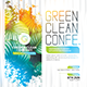 Green and Clean Conference - GraphicRiver Item for Sale