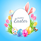 Happy Easter Day Template Design - GraphicRiver Item for Sale