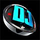 Dj Logo - 3DOcean Item for Sale