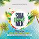 Summer Break Flyer/Poster - GraphicRiver Item for Sale