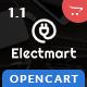 Electromart - ecommerce opencart theme - ThemeForest Item for Sale