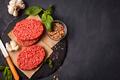 Homemade raw organic minced beef meat steak - PhotoDune Item for Sale