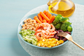 Vegetable vegetarian buddha bowl. Healthy food concept - PhotoDune Item for Sale