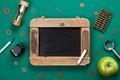 Retro school accessories. Back to school idea - PhotoDune Item for Sale