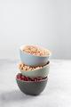 Various superfoods, Vegan, vegetarian healthy eating diet organic products concept - PhotoDune Item for Sale