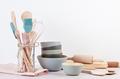 Various kitchen utensils. Recipe cookbook, cooking classes concept - PhotoDune Item for Sale
