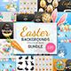 Easter Day Bundle set - GraphicRiver Item for Sale