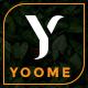 Yoome - Modern WooCommerce WordPress Theme - ThemeForest Item for Sale