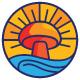 Mushroom Logo - GraphicRiver Item for Sale