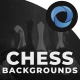 Chess Players Backgrounds l Dark Side Backgrounds l Game Backgrounds - VideoHive Item for Sale