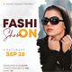 Fashion Show Party Poster - GraphicRiver Item for Sale