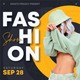 Fashion Show Party Poster V3 - GraphicRiver Item for Sale