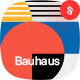 Bauhaus - Geometric Vector Backgrounds - GraphicRiver Item for Sale