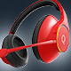 RGB Headphones Layered PSD Objects - GraphicRiver Item for Sale