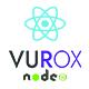 Vurox - React NextJs Admin Template - ThemeForest Item for Sale
