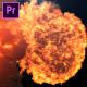 Fire Explosion Logo Reveal- Premiere Pro