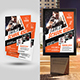 Boxing School Flyer with Poster Bundle - GraphicRiver Item for Sale
