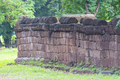part of Old stone castles and ancient buddha temple, Thailand - PhotoDune Item for Sale